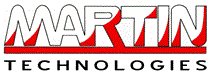 Martin Technologies Sticky Logo